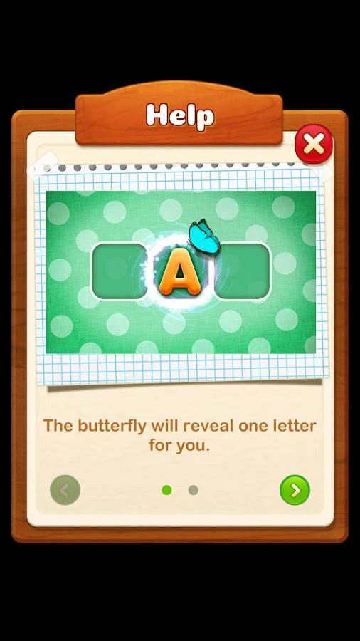 Word Puzzle - Cookies Jumble Screenshot 4