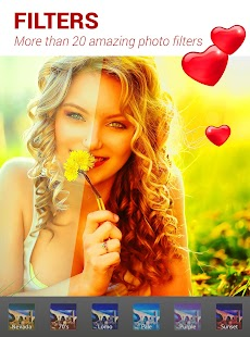 Free Download Love Collage - Photo Editor APK for Blackberry