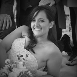by Don Irwin - Wedding Bride
