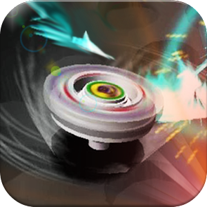 Ready to the bladders battle in The Master Spin Blade APK Icon