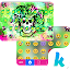 Download Android App Joker Emoji Kika KeyboardTheme for Samsung