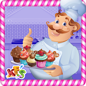 Free Download Cupcake Bakery Shop - Bake APK for Samsung