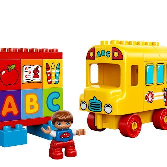 Мой первый автобус