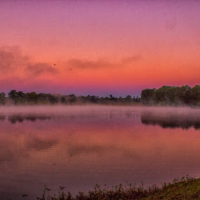 The Colorful Sunset by Thomas Vasas - Landscapes Sunsets & Sunrises ( nature, sunsets, scenics, travel, landscapes,  )