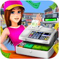 Supermarket Cash Register APK for Bluestacks