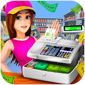 Supermarket Cash Register APK Icon