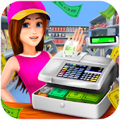 Download Supermarket Cash Register APK on PC
