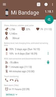 App Mi Bandage (Mi Band 2 support) apk for kindle fire