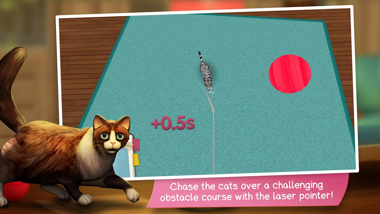 CatHotel - Hotel for cute cats Screenshot 13