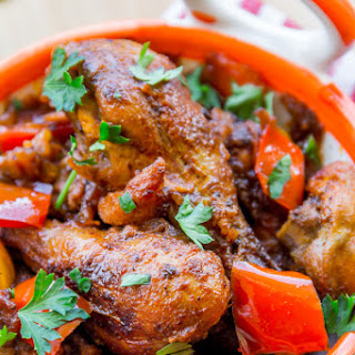 Slow Roasted Chicken in Indian Spices... Bhuna Murgh