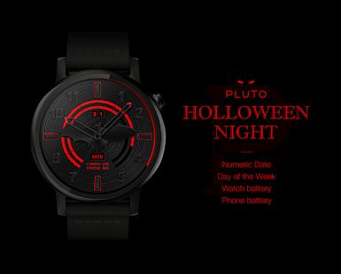Halloween Night by Pluto