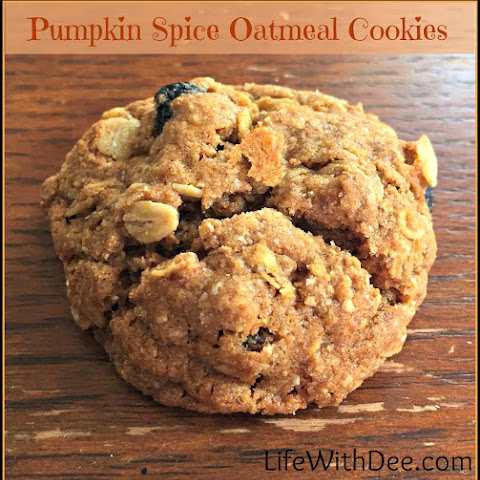 Guest Post Friday ~ Vegan Pumpkin Cookies