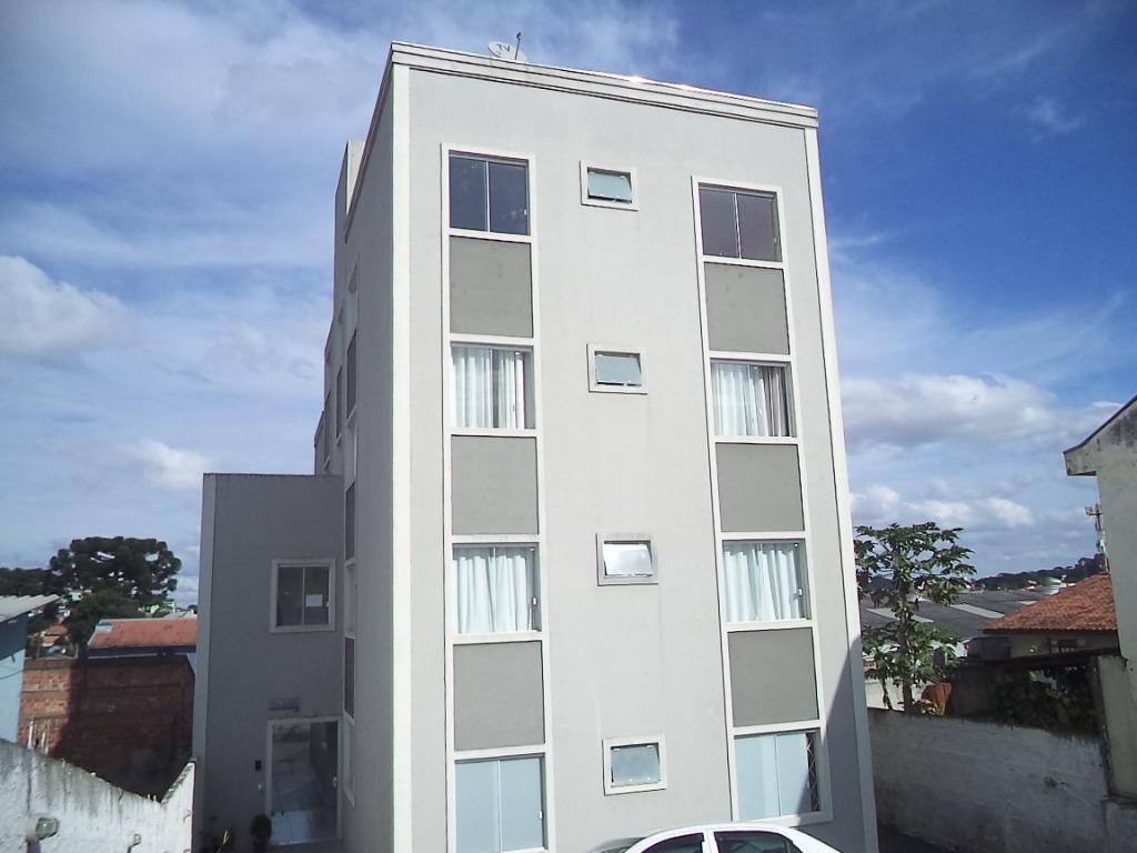 Apartamento com 2 dormitórios à venda, 50 m² por R$ 132.000 - Campo Pequeno - Colombo/PR