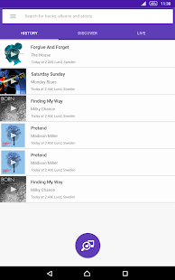 App TrackID™ - Music Recognition APK for Windows Phone