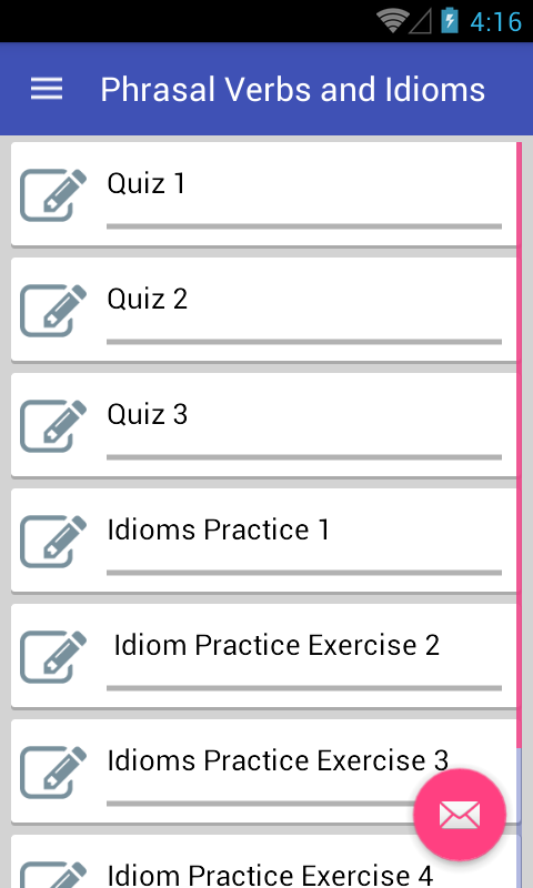 English Vocabulary Test Pro Screenshot 2