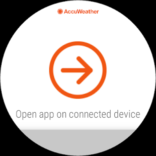 AccuWeather for Lollipop - Android 5.0
