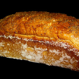 Home baked by Abbey Gatto - Food & Drink Cooking & Baking ( food & drink, bread, bread from scratch, baking, home baked bread )