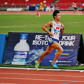 Track Athlete by Koh Chip Whye - Sports & Fitness Other Sports (  )