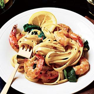 Shrimp Pasta Light Recipes
