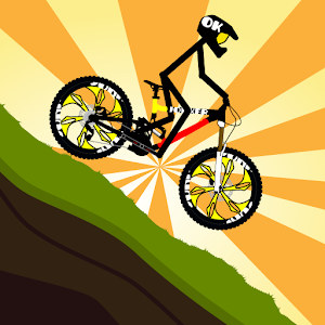 2D Mountain Bicycle