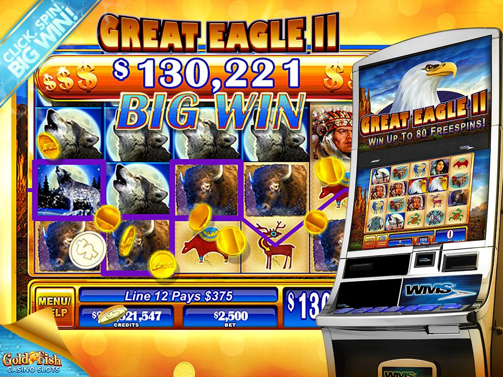 Gold Fish Casino Slots for Fun Screenshot 9