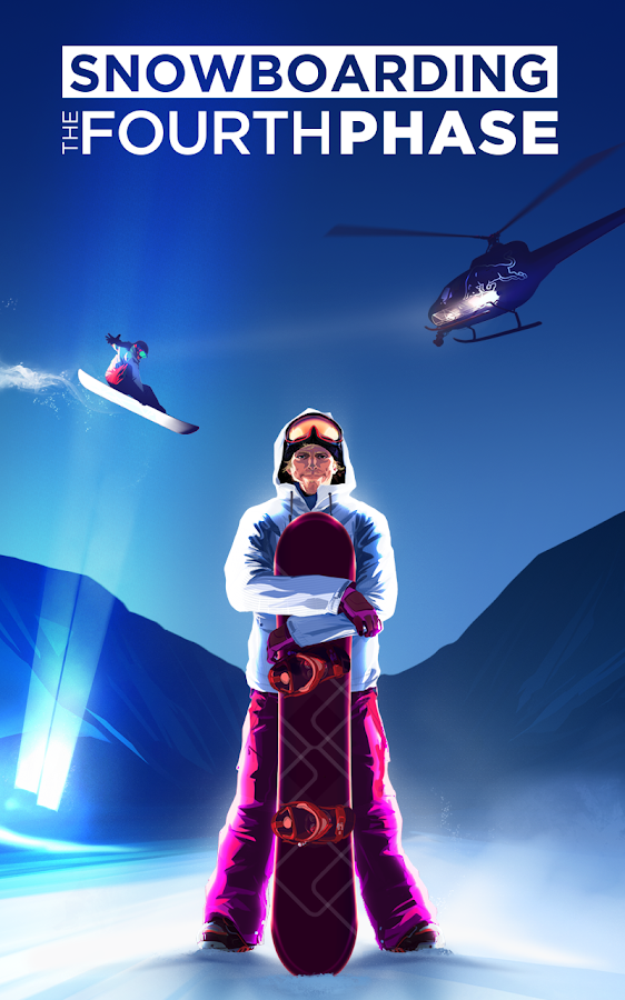 Snowboarding The Fourth Phase Screenshot 16