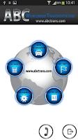 Screenshot of ABCTRANS Mobile