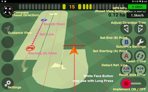 AgriBus-NAVI - screenshot