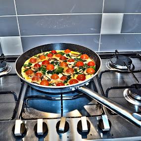 My Wife's Breakfast! by Bradley Bath - Food & Drink Cooking & Baking