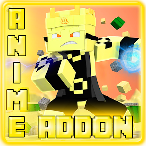 Anime Addon for MCPE 0.16+