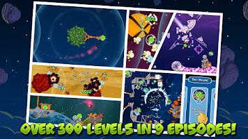 Screenshot of Angry Birds Space Premium