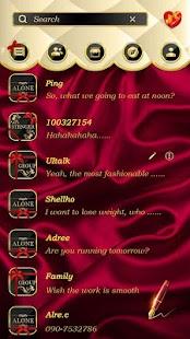 (FREE) GO SMS GRACE THEME2