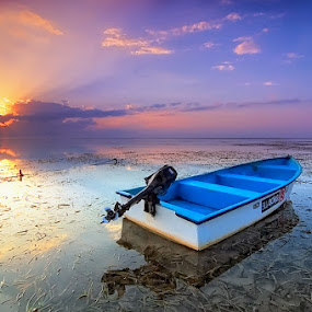 Morning Sanur by Ichsan Photoworks II - Landscapes Sunsets & Sunrises