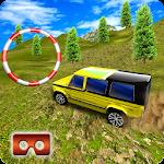 VR Offroad Jeep Stunt 3D Icon