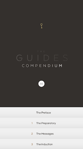 The Guides Compendium - screenshot