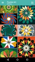 Screenshot of Mandala Art