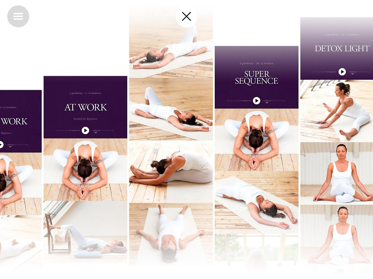 Yin yoga Screenshot 6