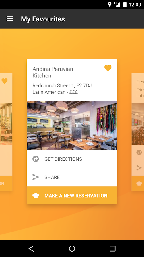 Quandoo - Restaurant Bookings Screenshot 6