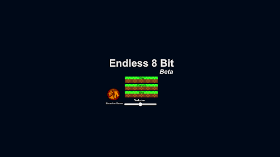 Endless 8 Bit Lite - screenshot