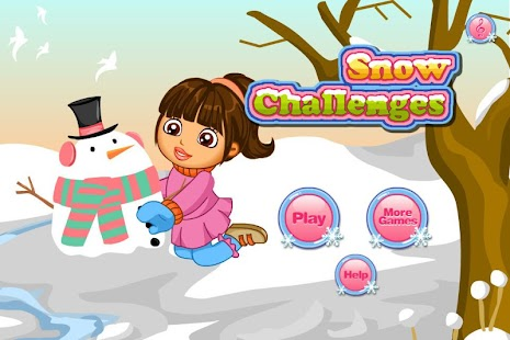 Snow Challenges - screenshot