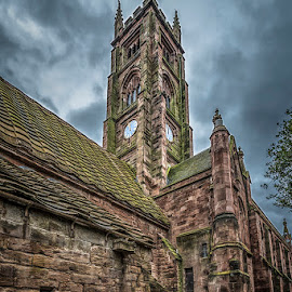 Bothwell Church by Angela Higgins - Buildings & Architecture Public & Historical