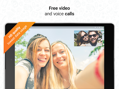ICQ — Video Calls & Chat Messenger Screenshot