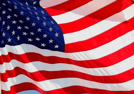 United States Flag Wallpaper - screenshot