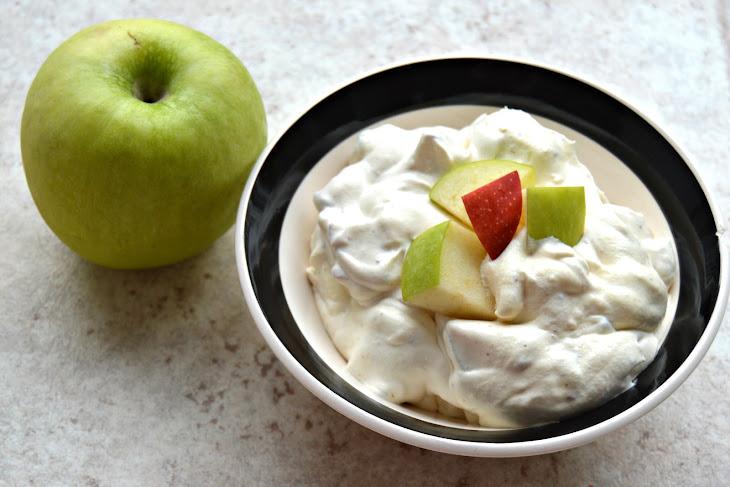 Apple Candy Bar Salad Potluck Recipe | Yummly
