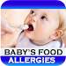 Baby's Food Allergies Icon