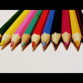 by Alex Butt - Artistic Objects Other Objects ( art, pencils )