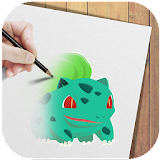 How to Draw Pokemon file APK Free for PC, smart TV Download