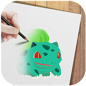 Download How to Draw Pokemon APK on PC