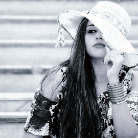 Style is a way to say who you are without having to speak  by Sarbani Bhattacherjee - People Fashion