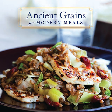 Author Spotlight—an interview with Maria Speck (Ancient Grains for Modern Meals)